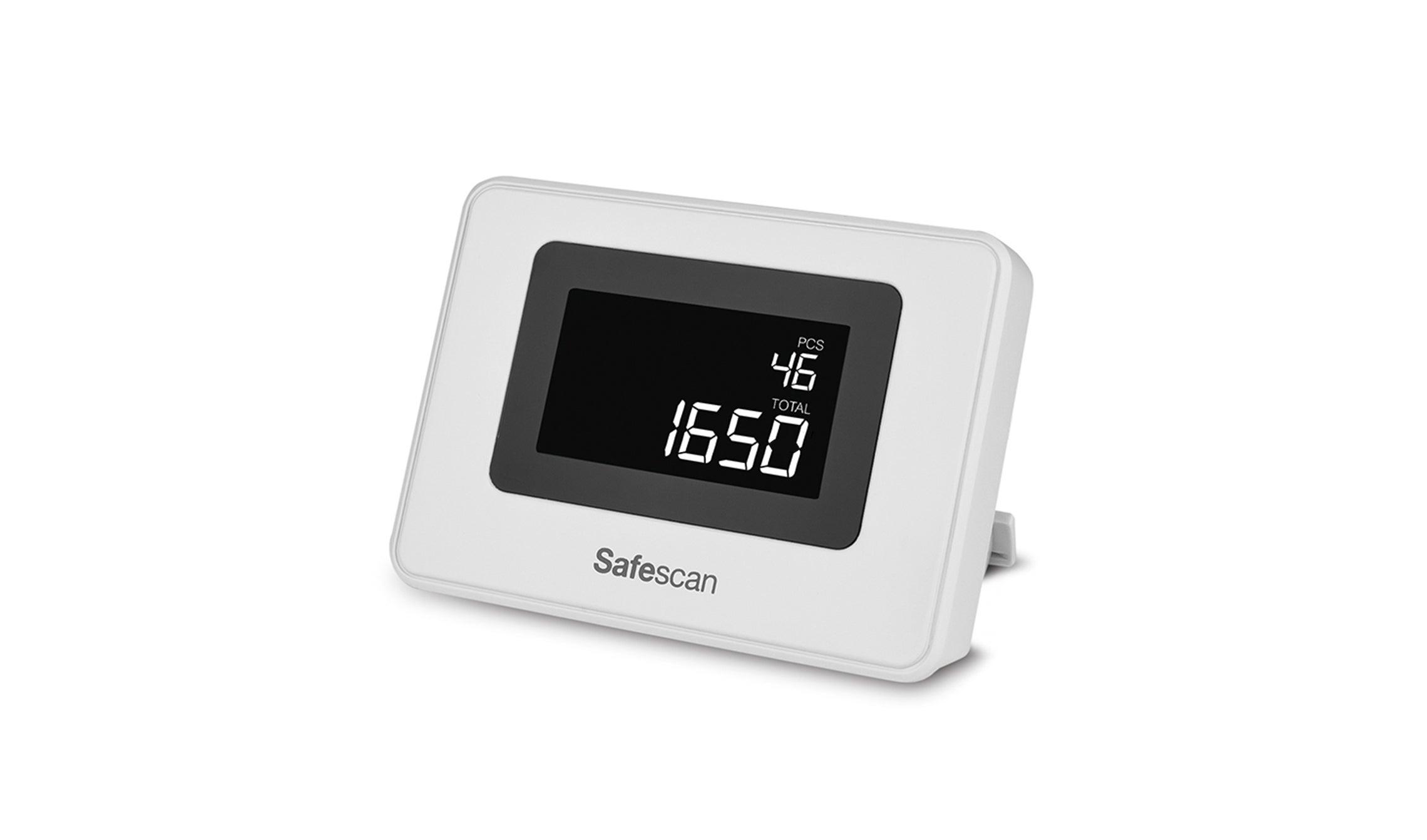 safescan-ed-150-external-display